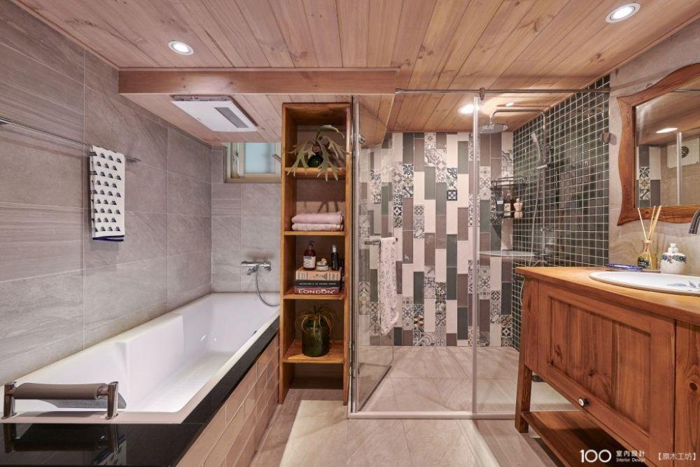 1坪‧2坪‧3坪 小浴室這樣規劃,用起來更順手