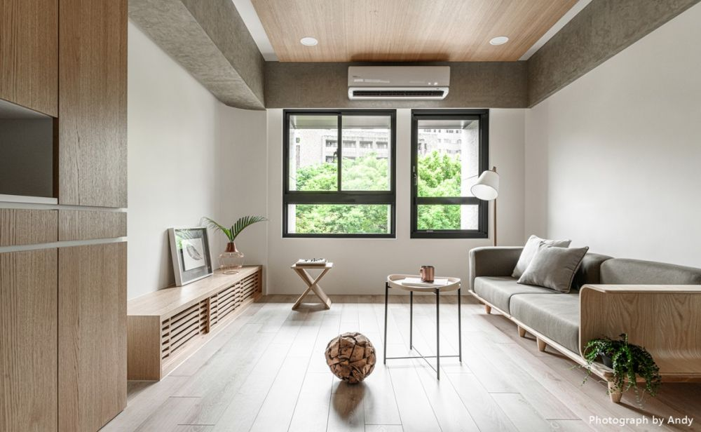 住進28坪陽光有氧宅,在家就能享受大自然的療癒力量