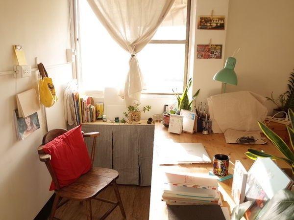 素人分享@我的收納小心機,套房佈置DIY
