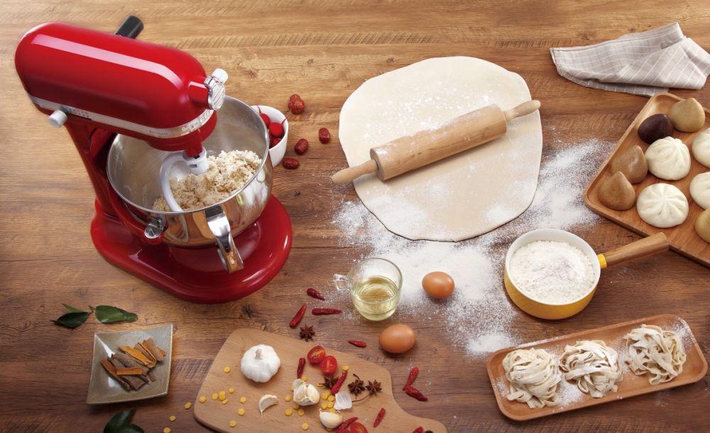 廚房裡的愛馬仕! KitchenAid烘焙必備家電