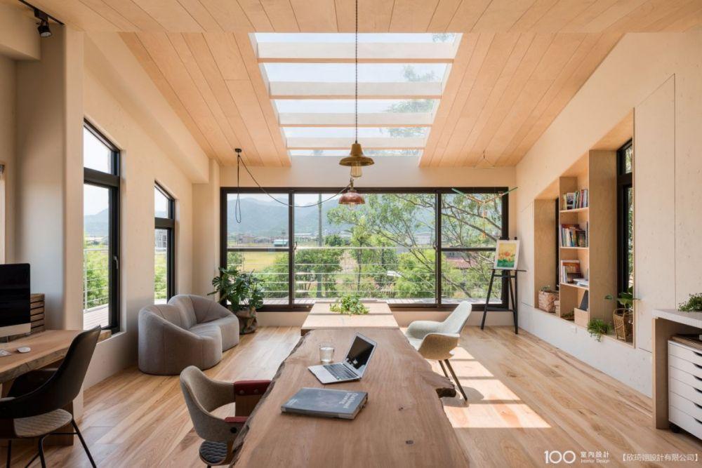放大空間,把陽光攬進家裡的10款好設計