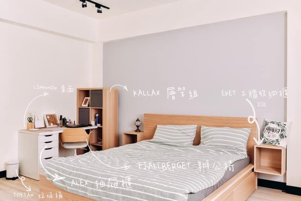 素人分享@活用IKEA家具佈置我的家