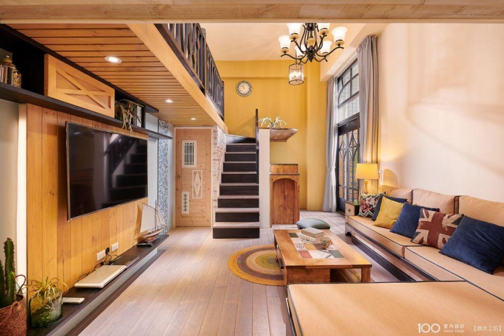 四種木色材質搭配術,打造你心中的理想空間