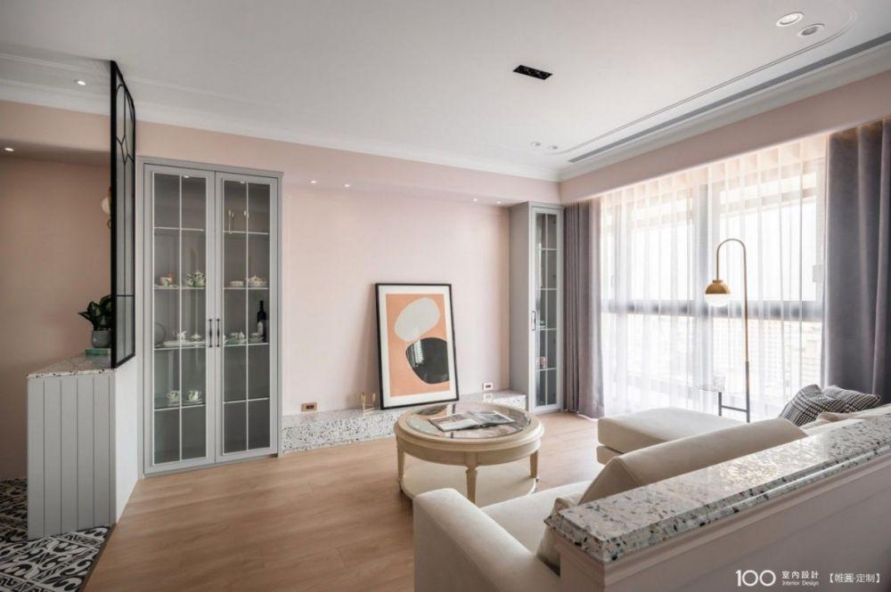 40坪法式優雅宅,獻給母親的浪漫生活空間
