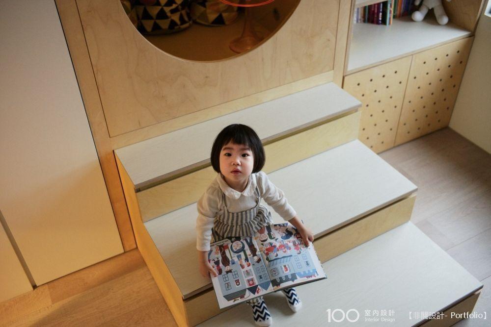 連收東西都像遊戲,兒童房間收納裝潢必看