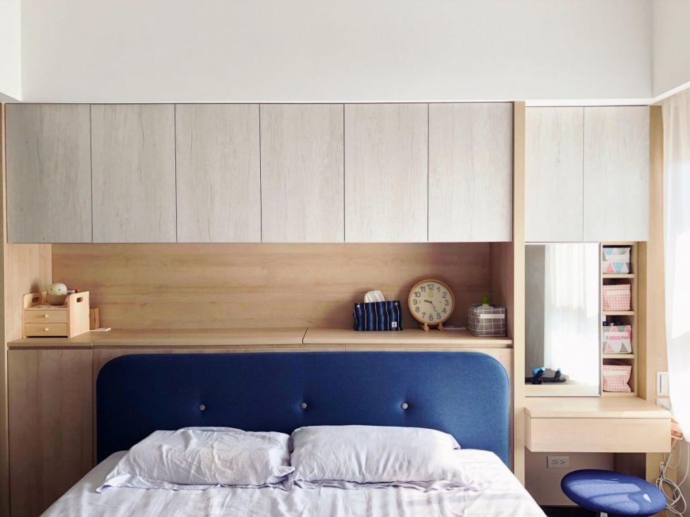 素人分享@我的床頭櫃跟化妝台這樣裝潢