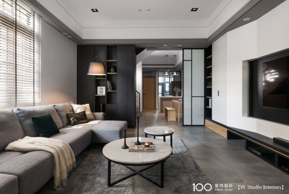 35坪自地自建透天別墅開箱,我夢想中的新家既舒適又摩登