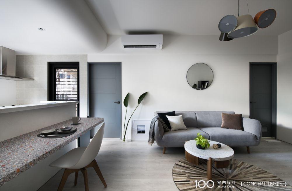 17坪閨蜜共居公寓,獨居但不孤單,共享優雅慢生活