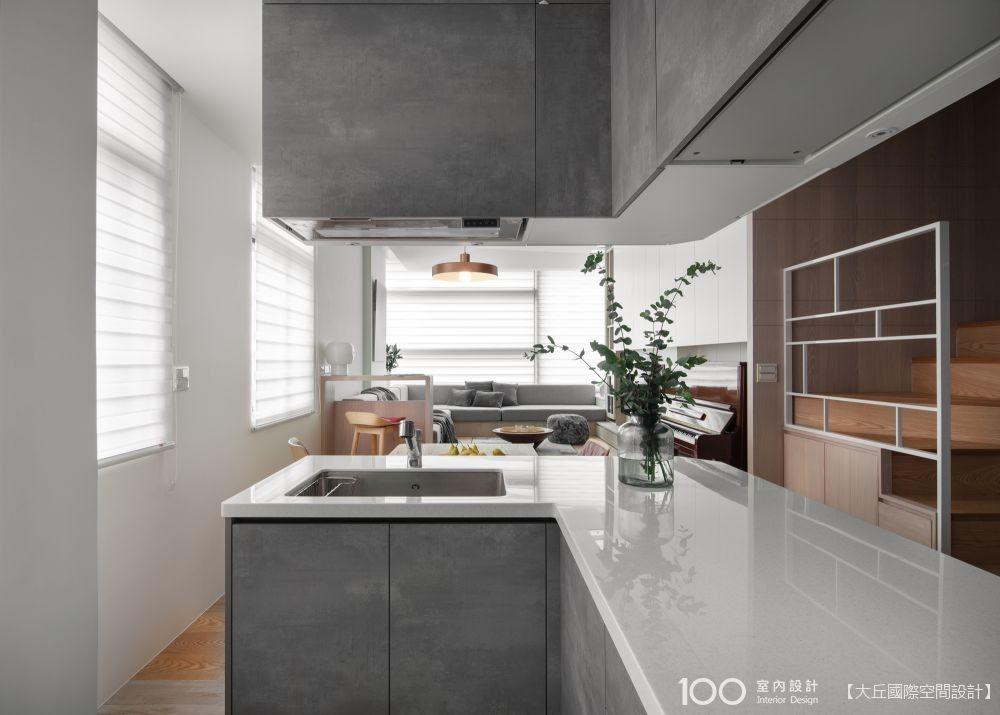 讓家的溫度從廚房蔓延,你不得不知的4個廚房規劃重點