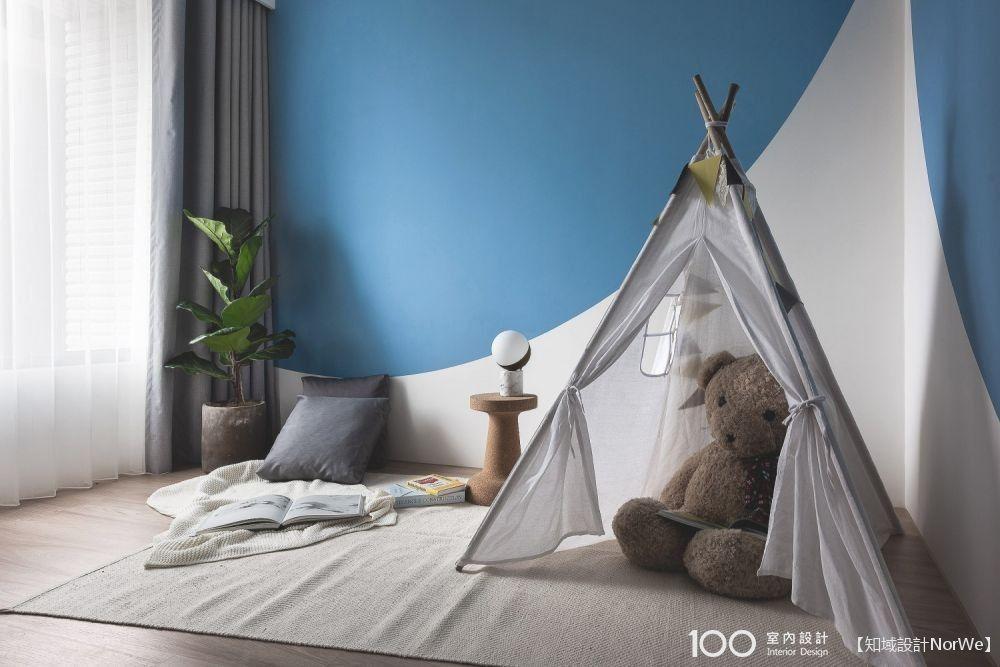 夏日涼感裝潢指南:房間顏色這樣選就對了!