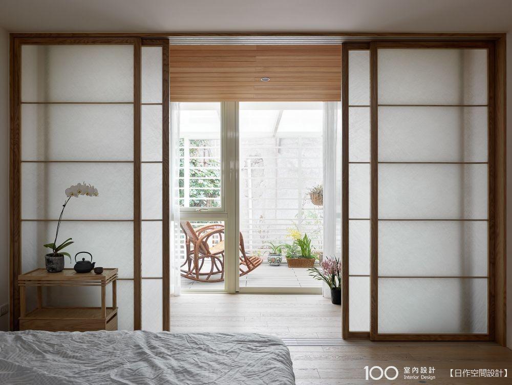 添點日式建築元素,打造自然質感家屋