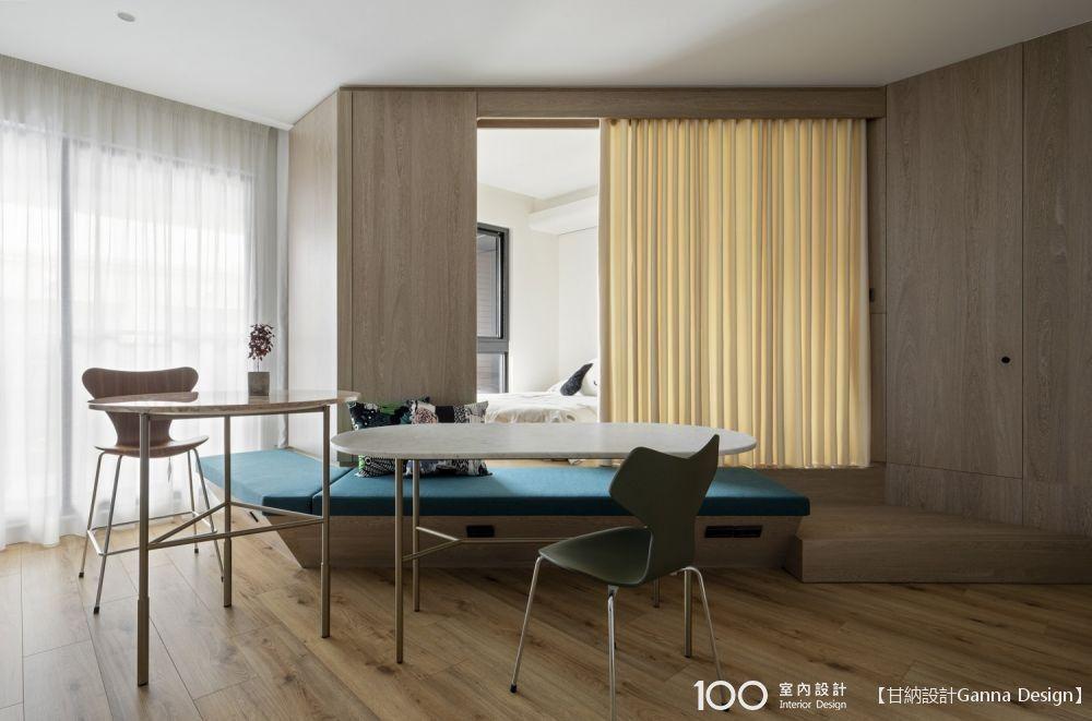 小空間大機能,套房裝潢的4個關鍵巧思