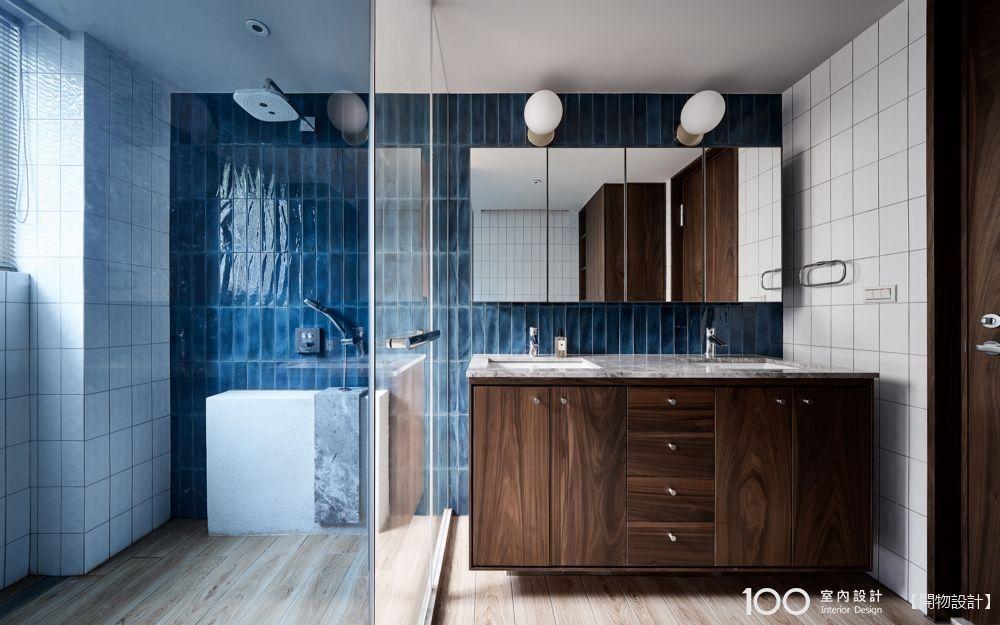 磚材選配,你家衛浴耐髒又耐看