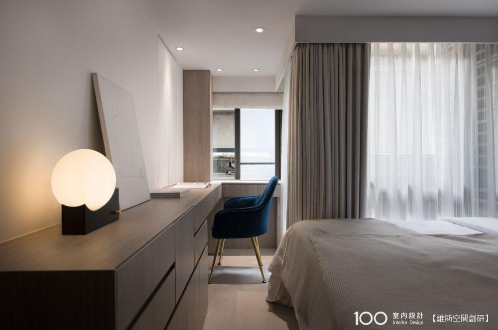 桌燈這樣擺更有設計感!拯救平凡臥室就靠它