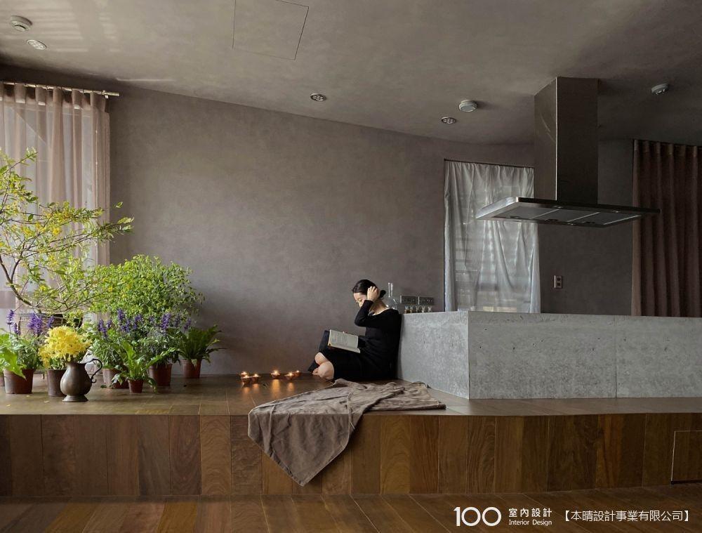 15坪無壓質樸宅,構築從容的獨自時光