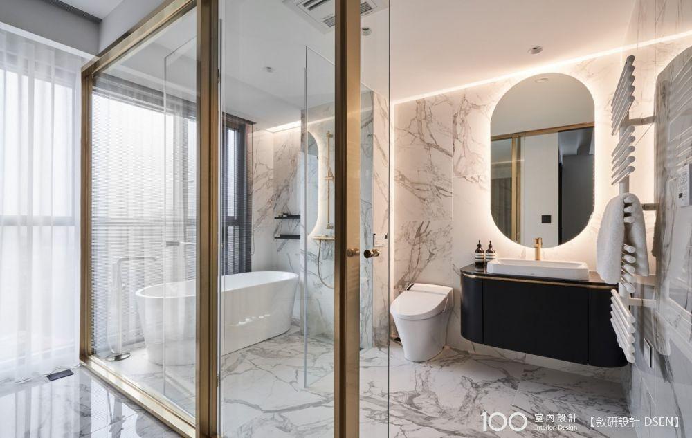 坪效翻倍!小空間也能打造精品級衛浴