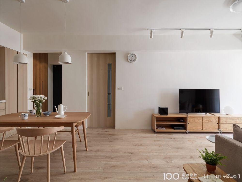 【設計師談設計】從26坪無印日式小宅,細談日系居家的收纳