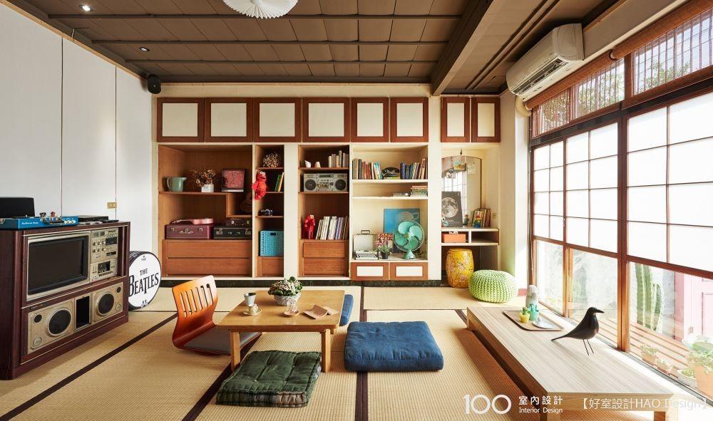 用復古家具打造穿越時空的家