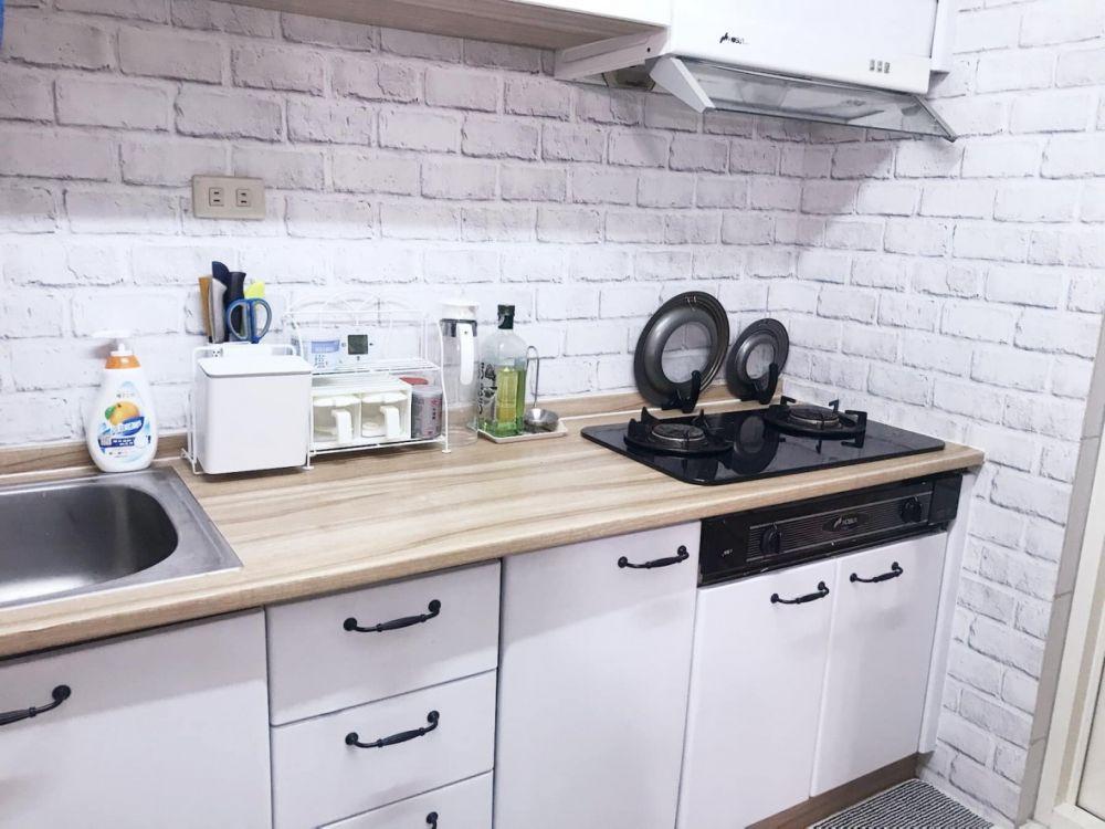 我的廚房改造全攻略!2萬就可以擁有煥然一新的廚房