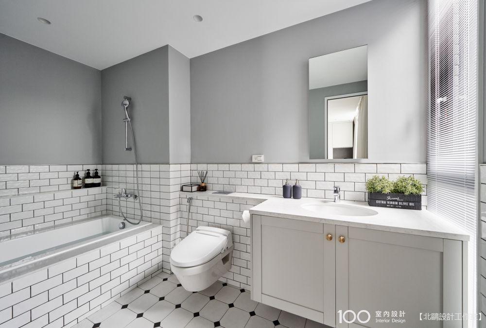 多了順手收納的小心機,你家浴室完勝!