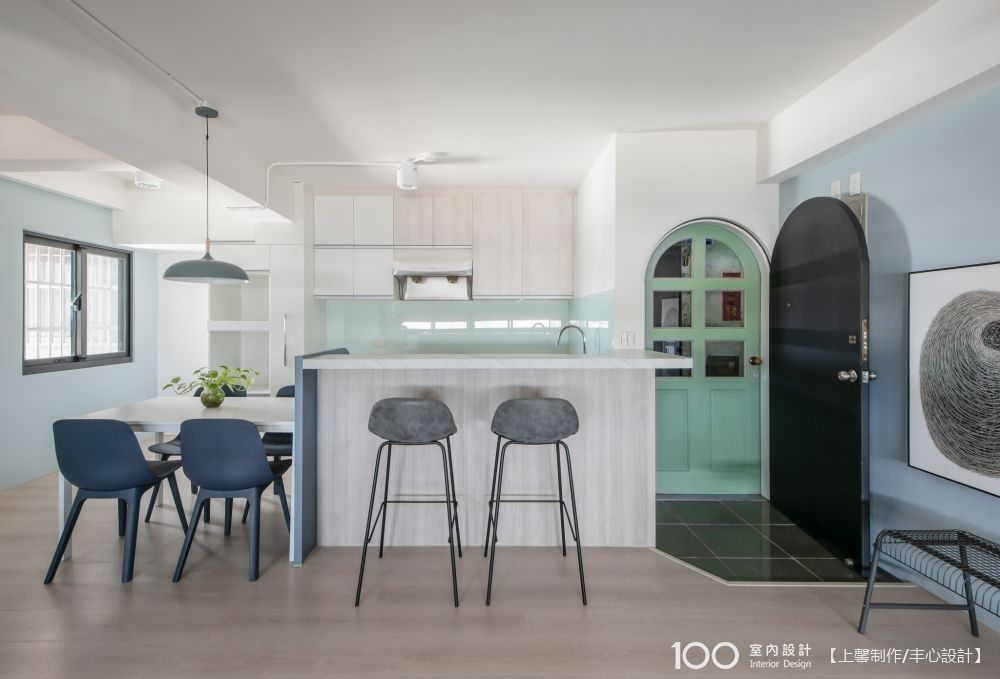 廚房收納櫃尺寸大全,這樣設計最好用