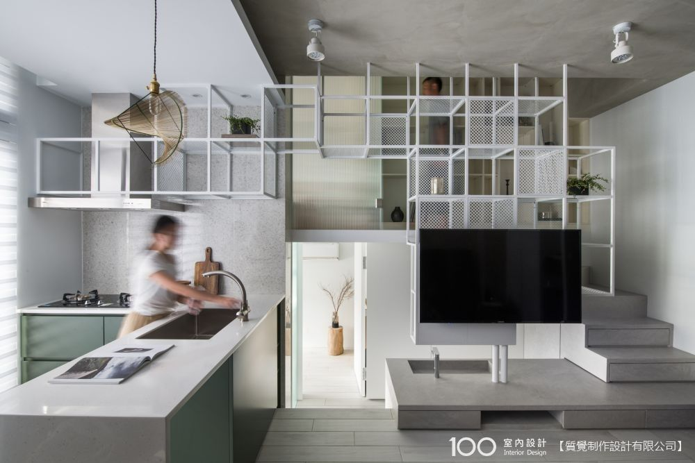 神級套房設計!空間坪效倍增的格局規劃