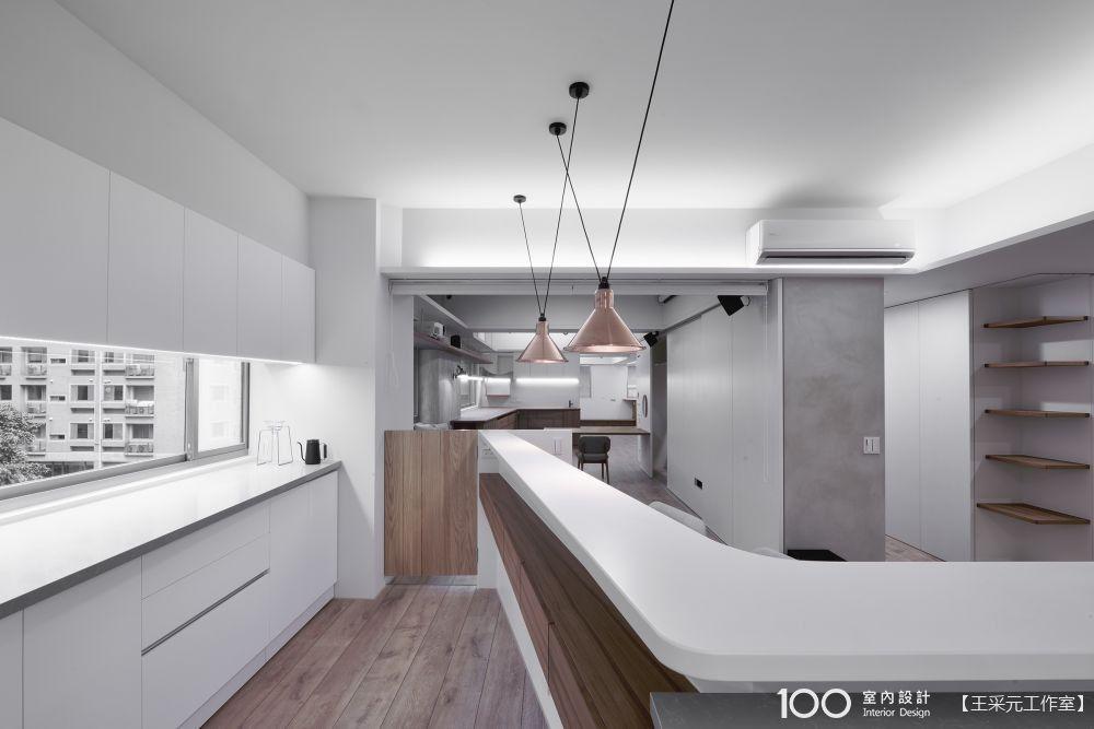 為手作狂、烹飪達人量身打造的家! 50坪收納全能宅