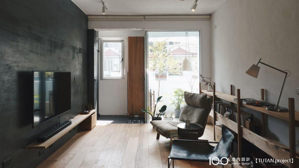 我的家我來設計,40年老公寓蛻變溫暖實木日式宅