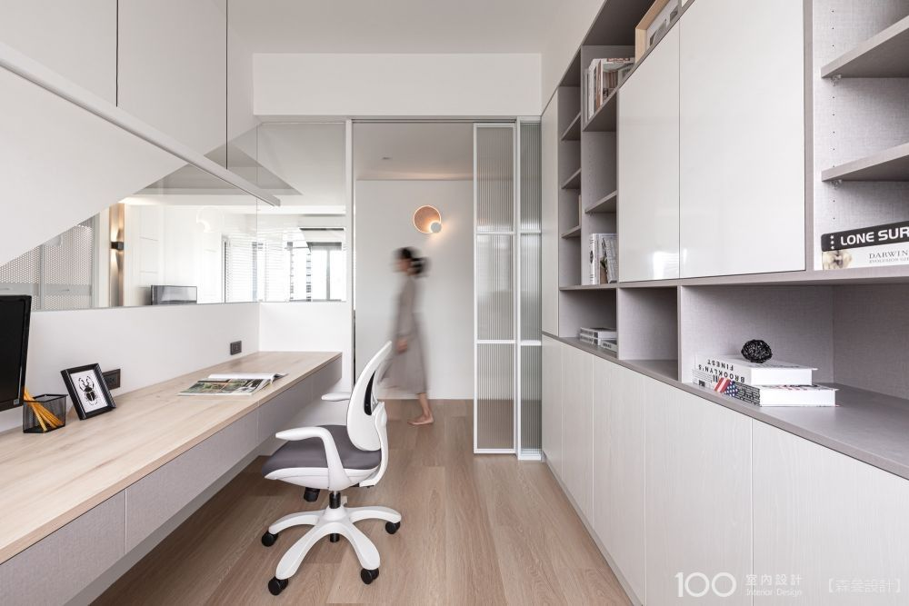 換個房間拉門樣式,空間更有個性