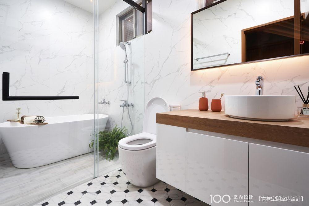 浴室翻修該花多少錢?一張表告訴你