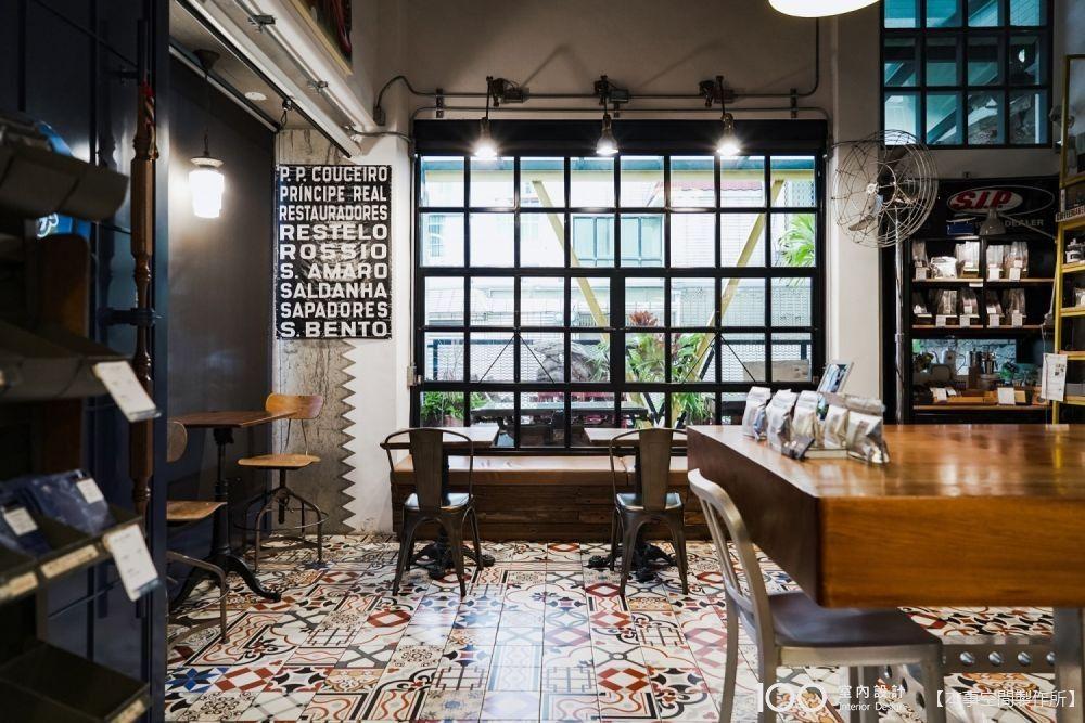 【編輯嚴選】拆解咖啡館設計,打造工業風格5關鍵