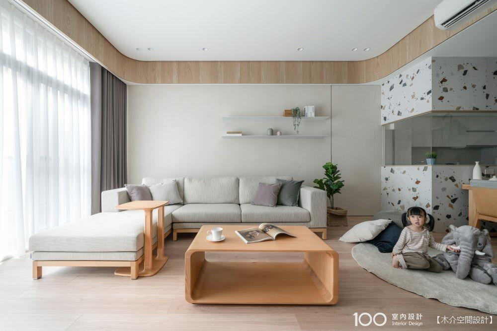 沙發背牆有點空?這樣裝飾絕對好看