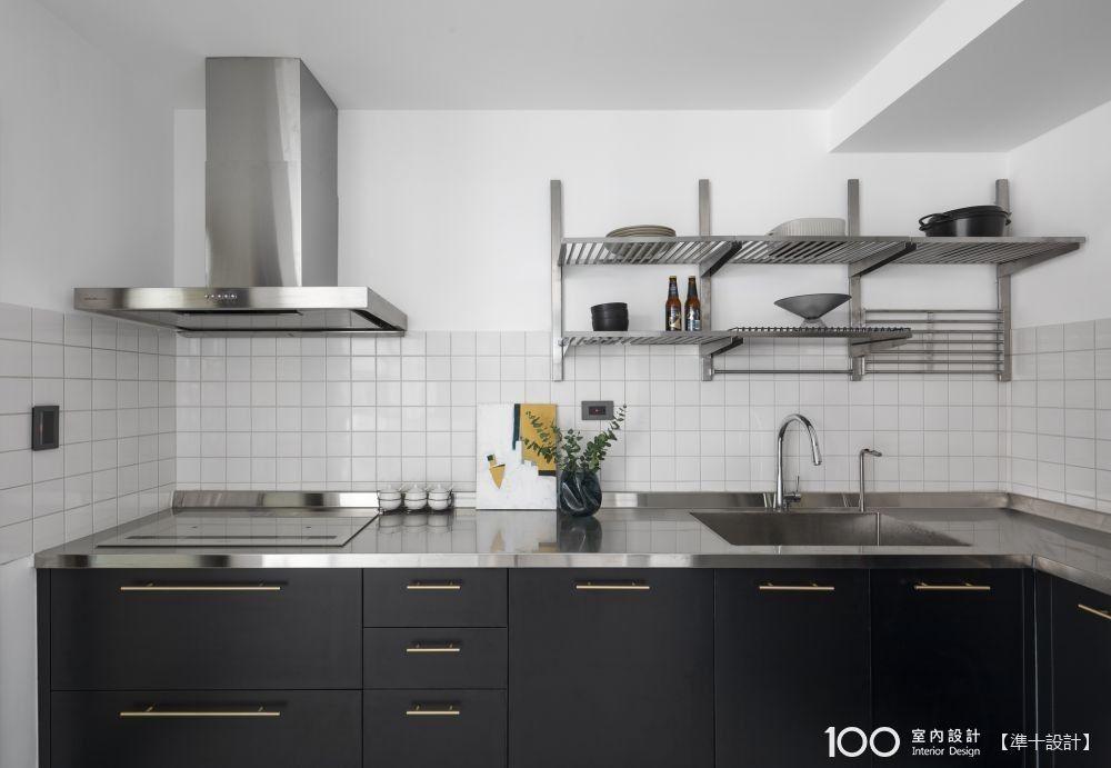 廚房裝潢,小心這些外強中乾的收納地雷