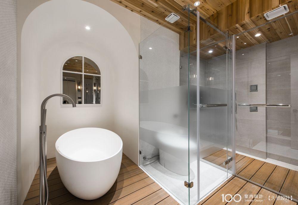 木質浴室美翻了!這樣裝潢絕不潮濕發黴