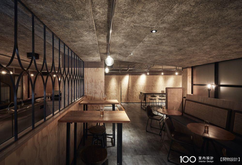 木絲水泥板,牆面耐看又耐髒的秘密武器