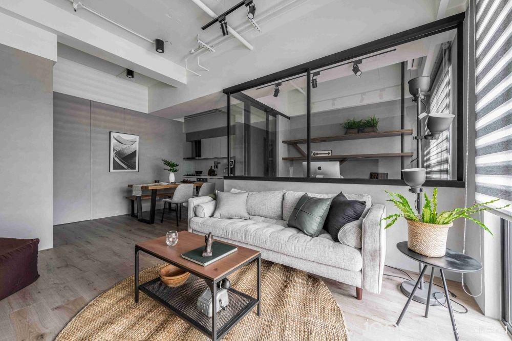 翻轉狹窄客廳,改造空間感5招