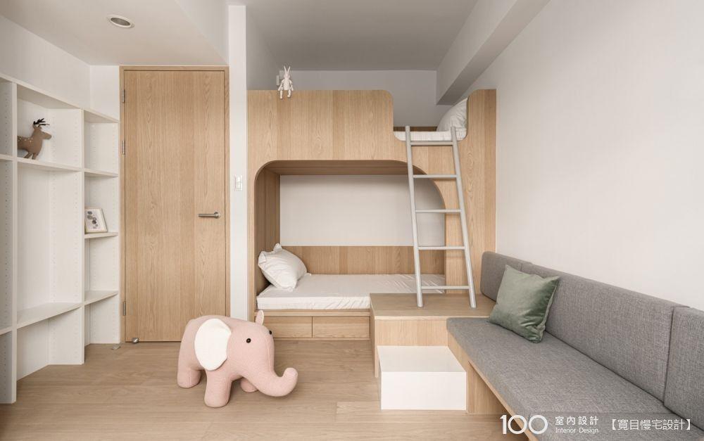 滿足各階段成長需求!兒童房必備4大設計