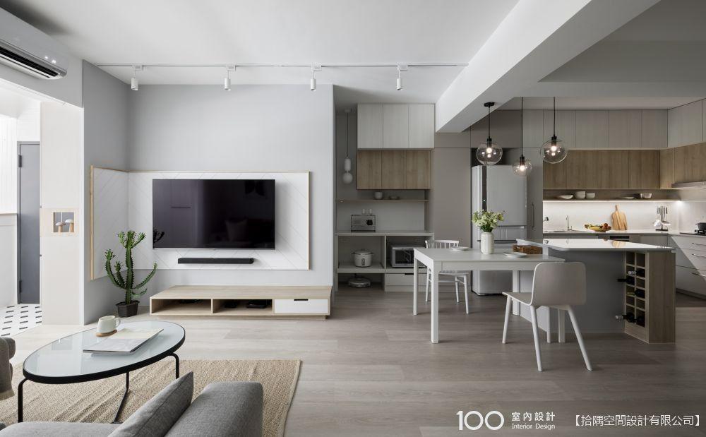 超人氣減壓宅帶你看》21坪收納充足、滿滿生活感的家設計