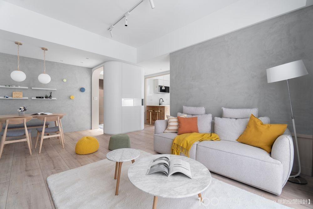 茶几、沙發這樣選搭,待在客廳更舒適