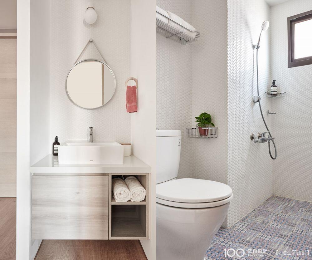 5招低預算佈置手法,讓你家浴室超有質感