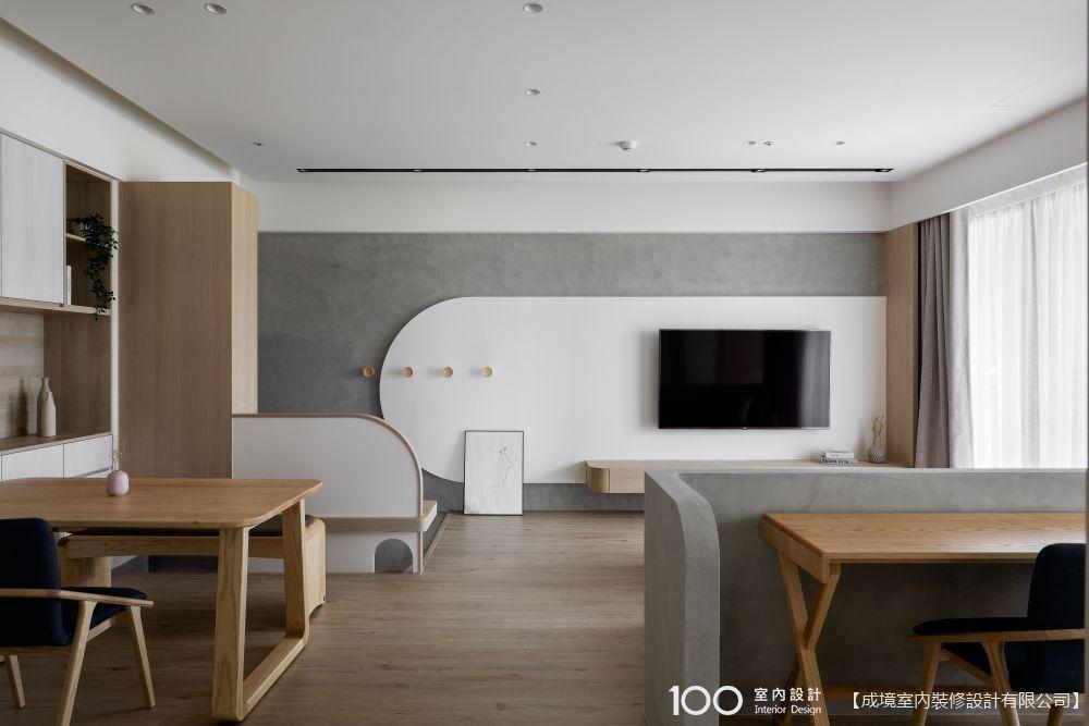 電視牆裝潢攻略(2021新版)!不踩雷的設計全面盤點