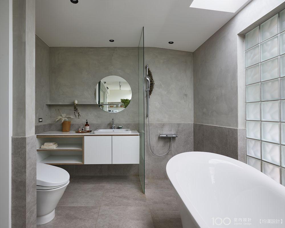 乾濕分離總整理(2021最新)!乾乾爽爽浴室設計全解析