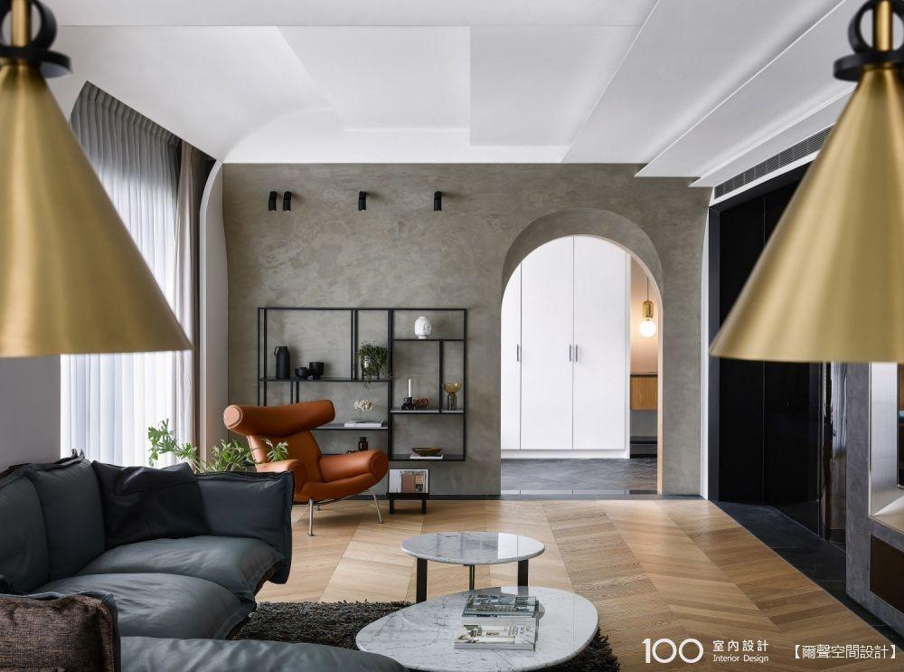 【清單公開】家具選配0失分!4點照著做打造輕奢感客廳