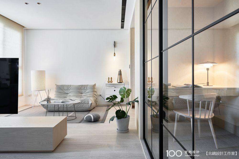 掌握家具配置4原則,小坪空間更寬敞