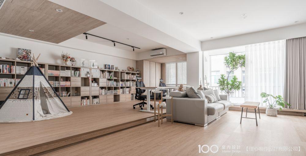 40年老公寓回春!全木質無印風日式宅,開啟暖暖的有氧生活