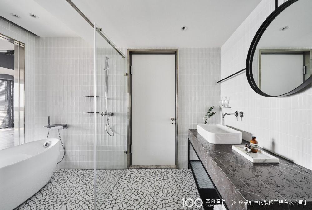 大小不是問題!4個收納巧思讓浴室也有高顏值