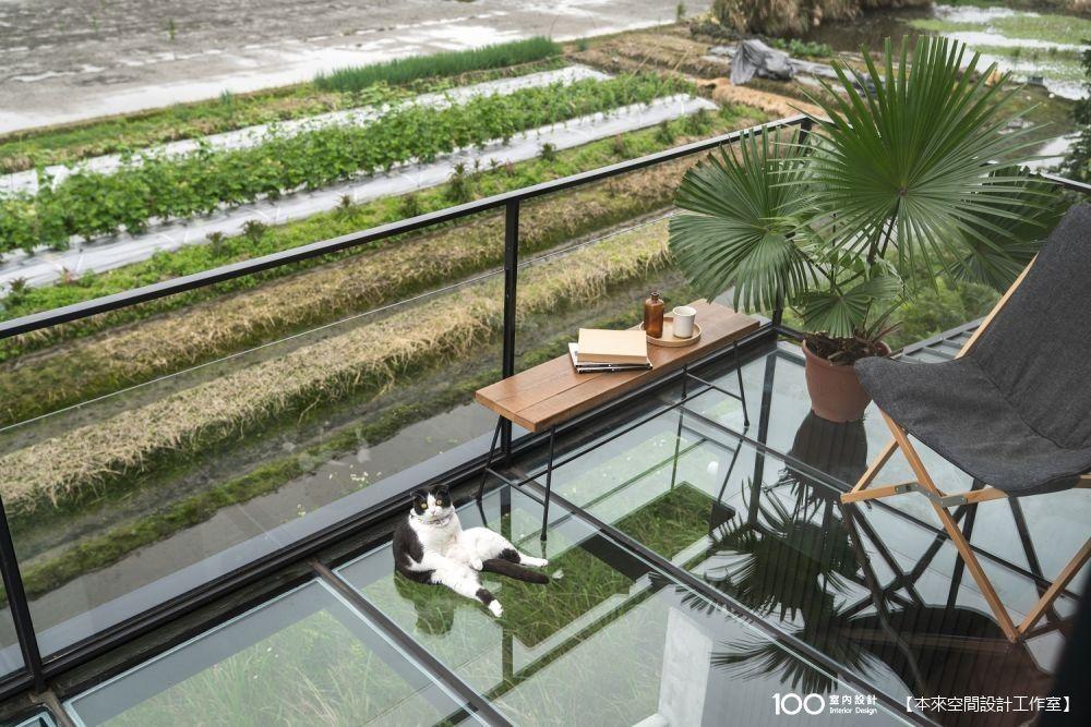 陽台地板不踩雷!防滑、耐磨、抗老化的材質&施工法