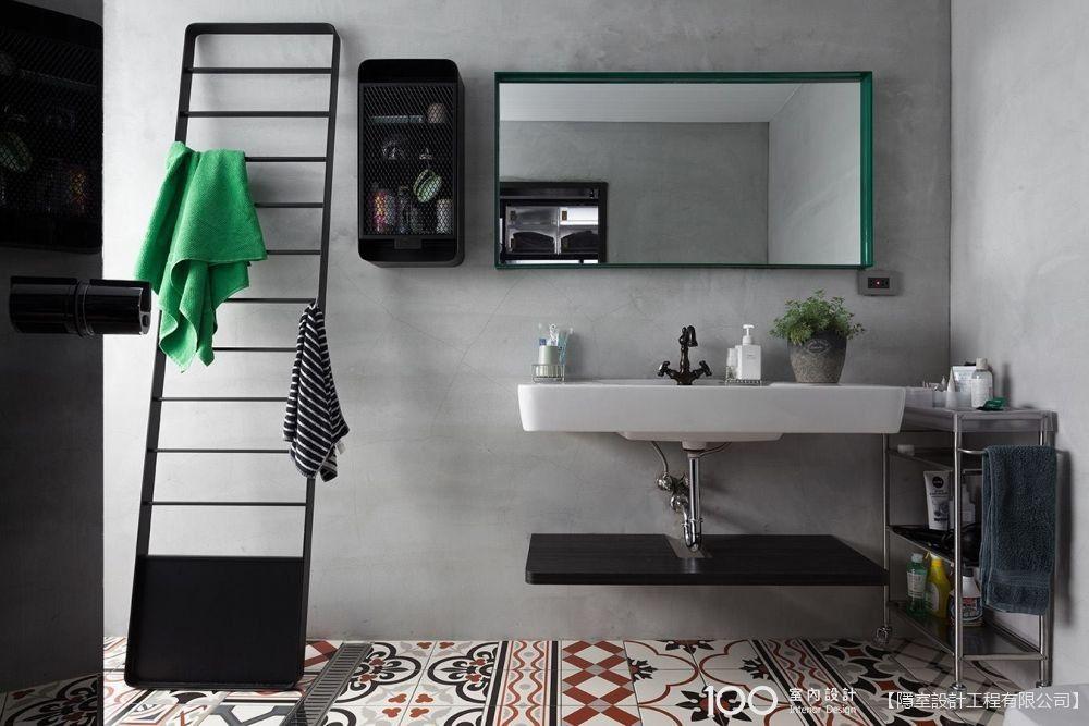 小坪數浴室設計必看!放大空間感6招實用密技