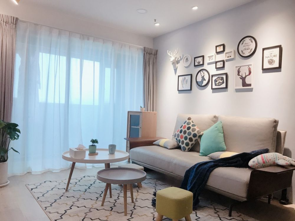 自己設計的家超完美!開箱我們夫妻倆親手打造的25坪北歐溫馨宅