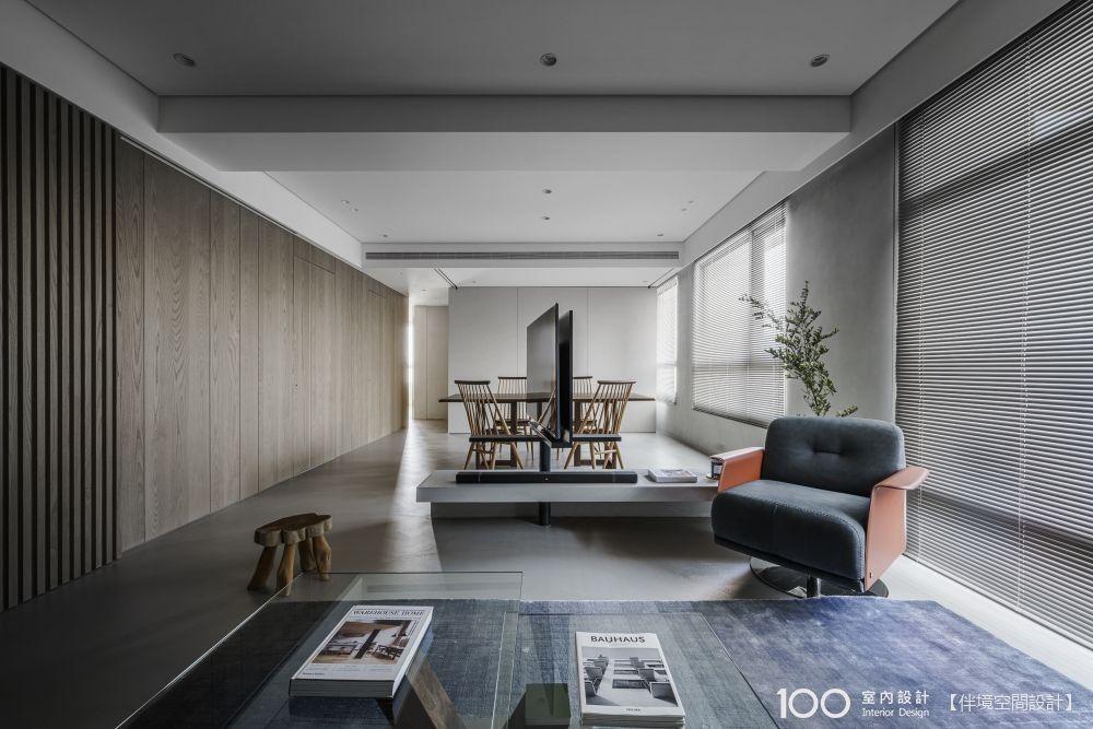 【家具清單】有了水泥和木元素,家具怎麼搭才溫暖?